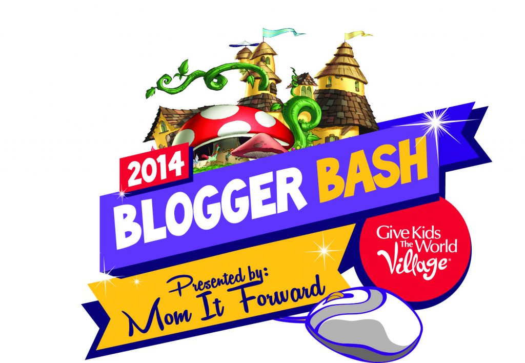 Give Kids The World BloggerBash-2014 logo