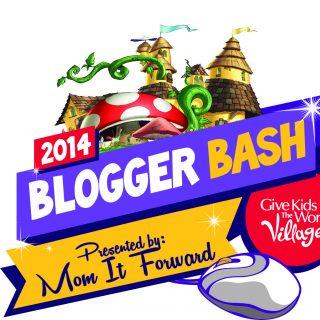 logo for 2014 blogger bash