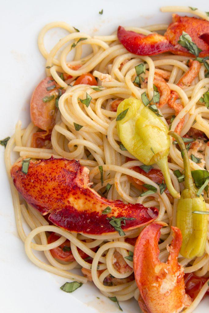 Lobster Fra Diavolo Bianco