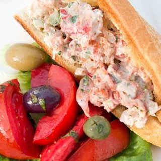 New England Lobster Roll Recipe