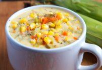 Soup Tips and Tricks – Corn Chowder Recipe