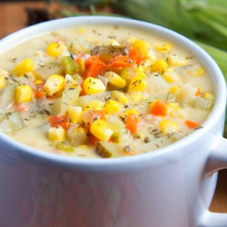Soup Tips and Tricks – Corn Chowder Recipe