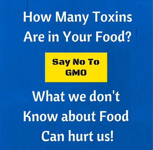 Say No to GMO