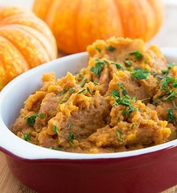 mashed apple butter sweet potatoes, Thanksgiving Recipes
