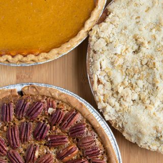 Fall Holiday Pie Recipes for your families table