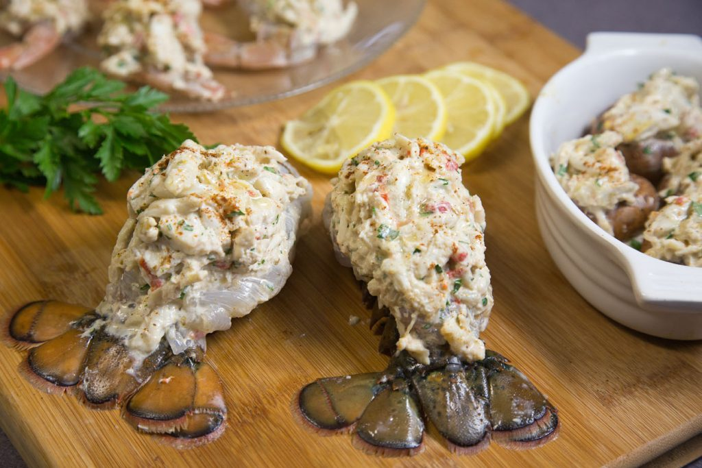 ... seafood bake baked seafood imperial recipes dishmaps baked seafood