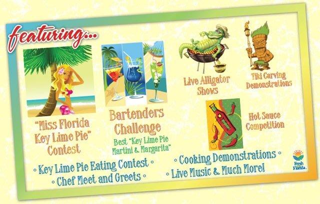 Florida Key Lime Pie Festival
