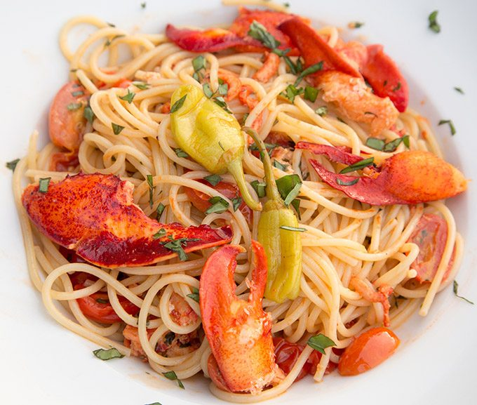 Lobster Fra diavolo recipe for your next special dinner