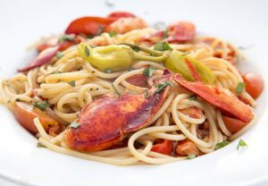 cold water lobster meat