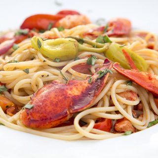 Lobster Fra Diavolo Bianco – Inside My Restaurant Kitchen