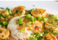 Shrimp Etouffee pinterest image