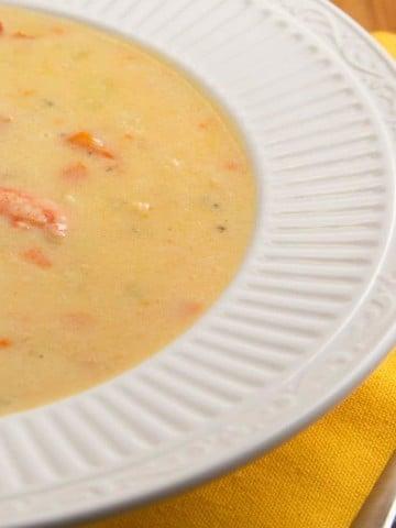 soup, bisque