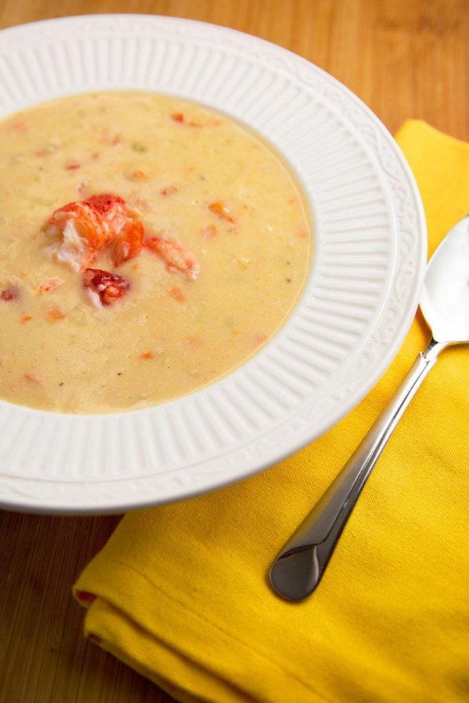 bisque, soup