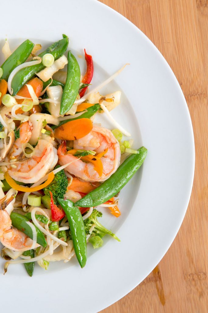 Shrimp Stir-Fry , Easy Stir Fry