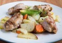 Skillet Dinners , Pork Tenderloin