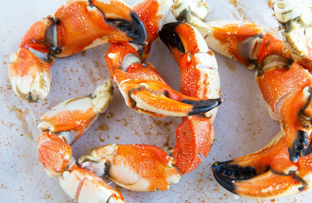 Jonah Crab Claws -Because Seafood makes you smile - Chef ...