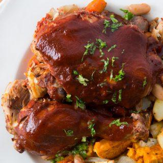 Chicken Merlot – Slow Cooker Recipe