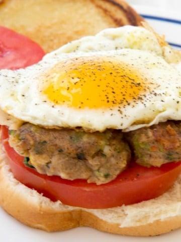 Fried Egg, Vegetarian
