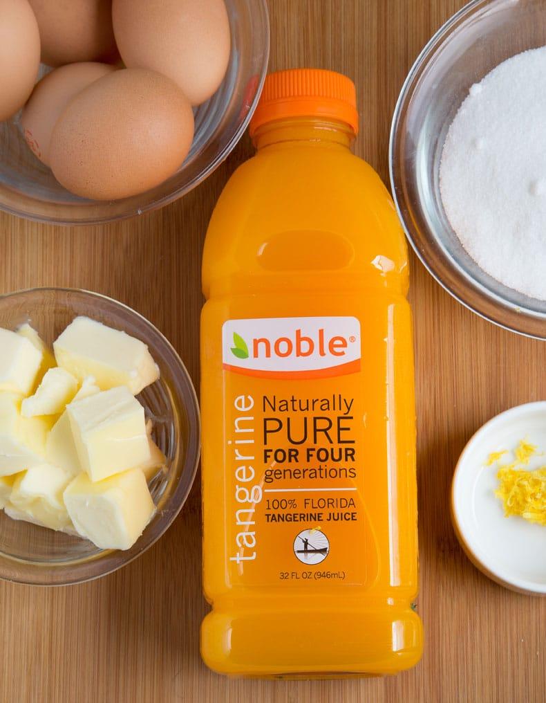 Seminole Pride Noble Juices , Tangerine Juice, Florida,