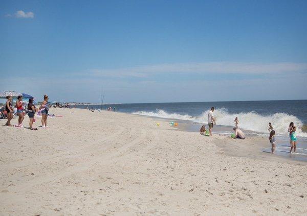 Beach, State Park