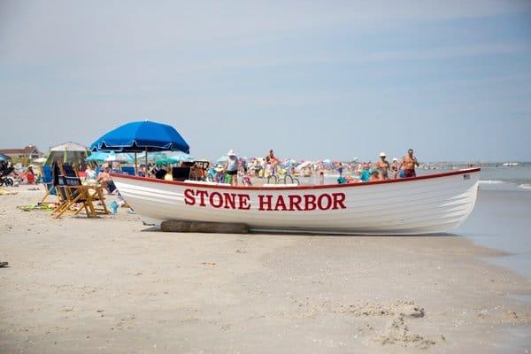 Follow The Gull On Ocean Drive To Stone Harbor Nj
