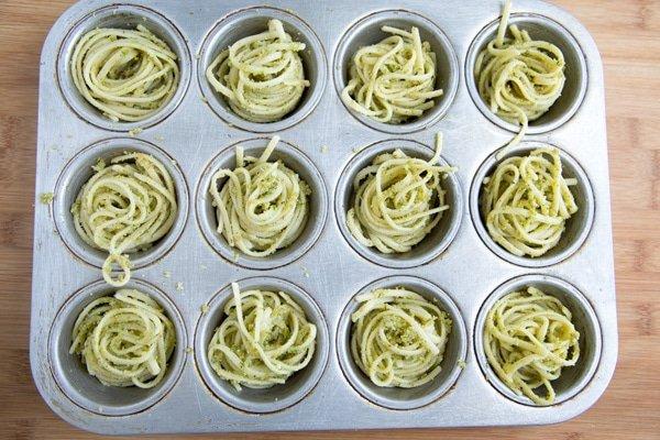 Pam Spray, Pasta Nests
