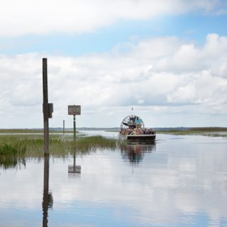 Boggy Creek Airboat Ride, Kissimmee
