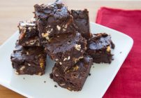 The Best Gluten Free Cocoa Brownies