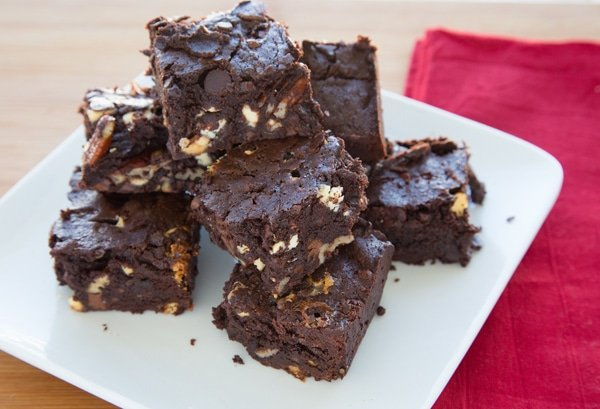 Gluten Free Cocoa Brownies 3