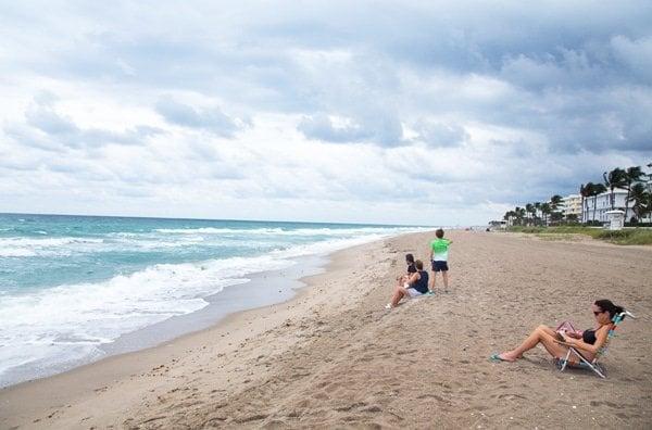 Palm Beach Beach