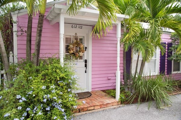 Casa Grandview, West Palm Beach, Superior Small Lodging, old florida