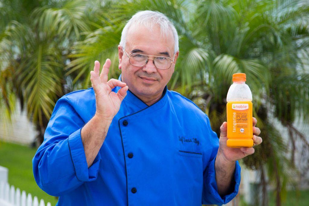 tangerine juice, Noble Juice