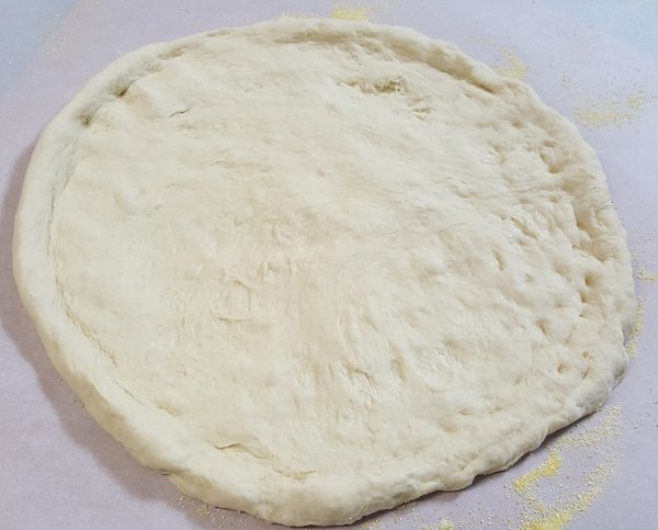 homemade dough