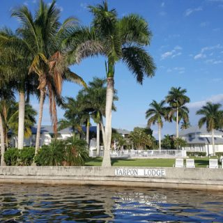 Visit Old Florida at the Tarpon Lodge on Pine Island
