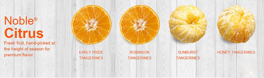 noble pride, tangerine juice