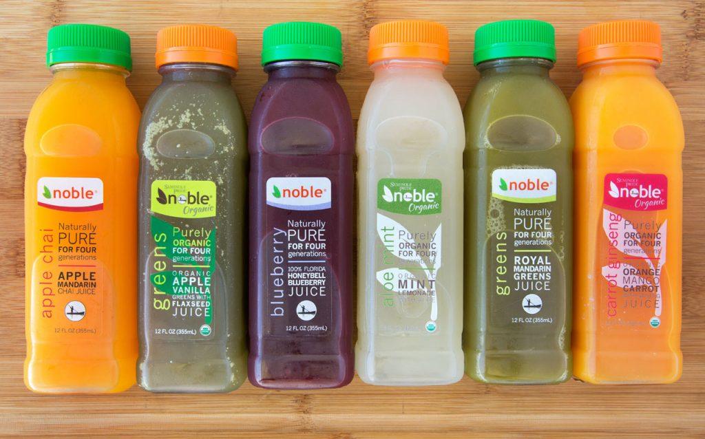 noble juices