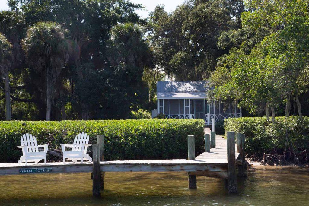 Pine Island, Cabbage Key, Tarpon Lodge