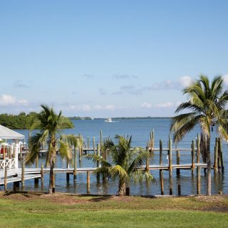 Cabbage Key, Pine Island, Tarpon Lodge