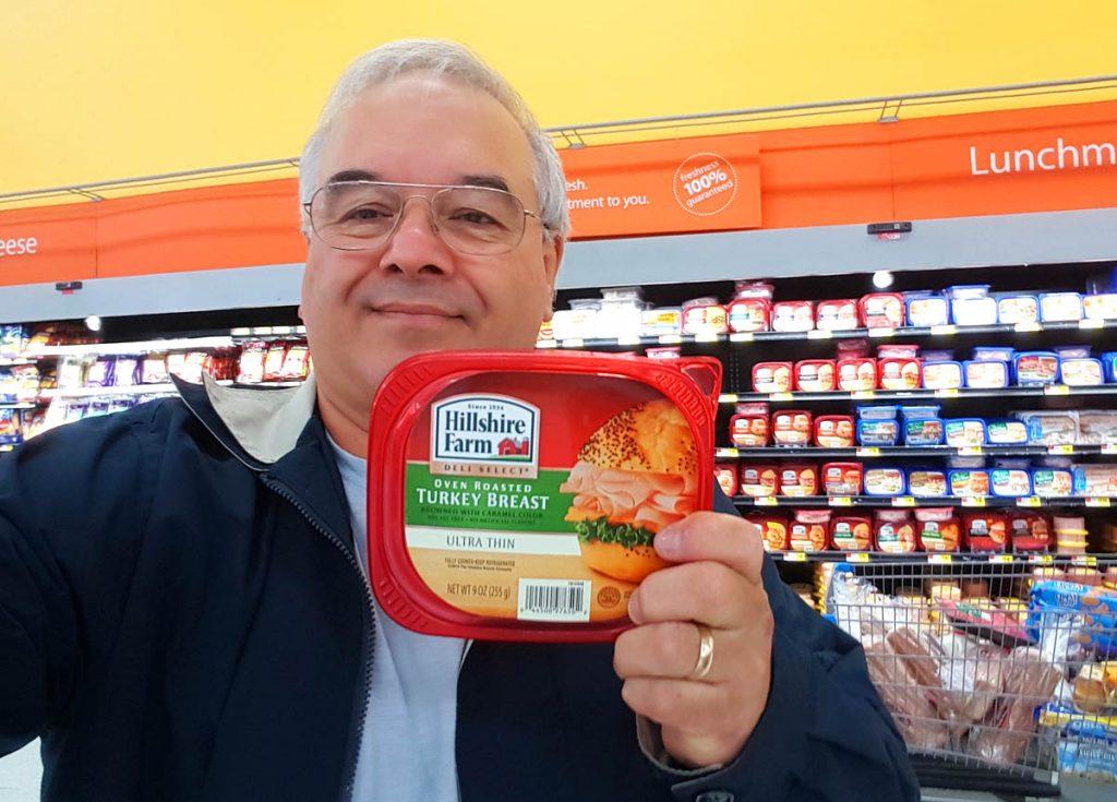 Cuban Turkey Sandwich, Walmart