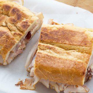 A Cuban Turkey Sandwich that Mom & Dad will Love!