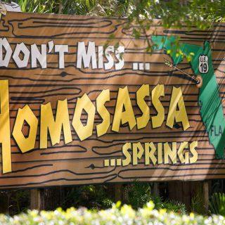 Ellie Schiller Homosassa Springs Wildlife State Park #VisitCitrus