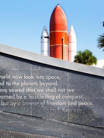 Nasa, President Kennedy, Cape Canaveral