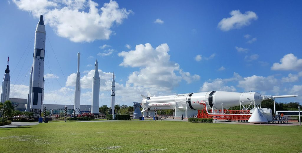 Kennedy Space Center Tour is a can't-miss chance to feel like a real astronaut! Be a part of history as you explore the ins and outs of Kennedy Space Center on this out-of-this-world day tour.