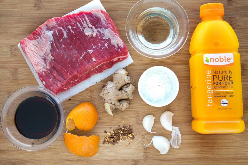 noble pride, juice, tangerine, Chinese, recipe