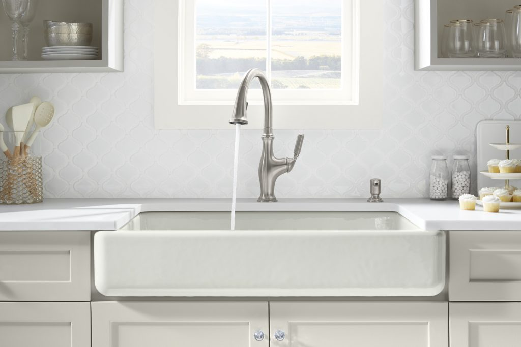 When it\'s time for a new Kitchen Faucet I turn to Kohler
