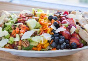 dinner salad, tyson, wishbone, walmart