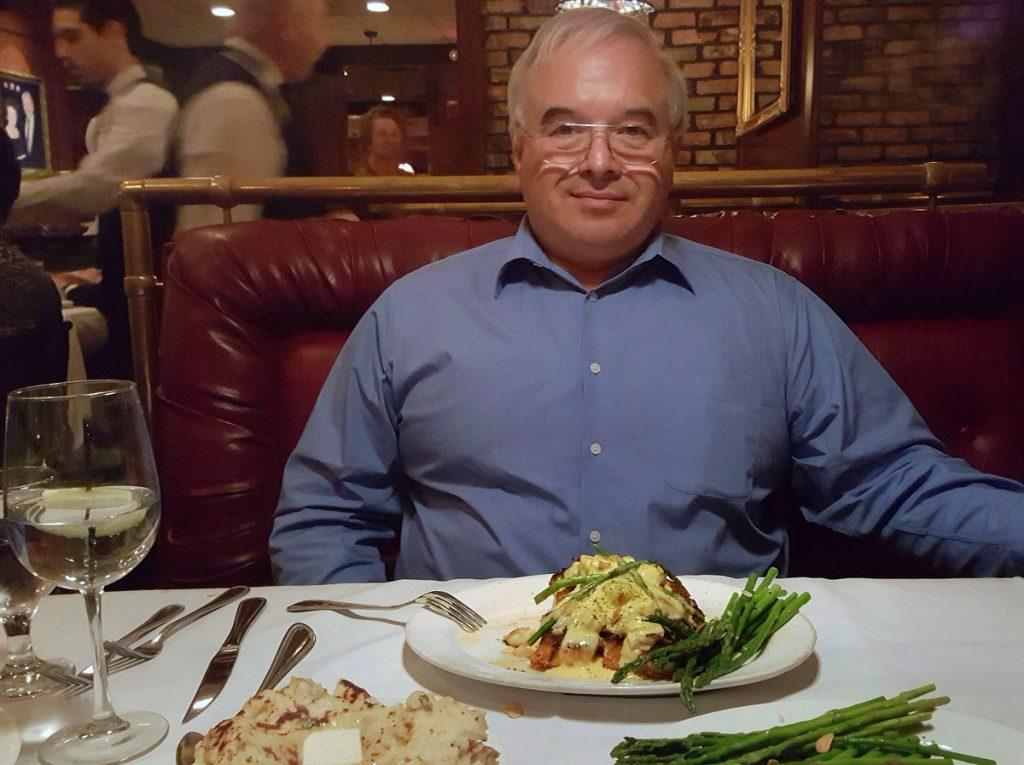 Chef Dennis at Christner's Prime 2