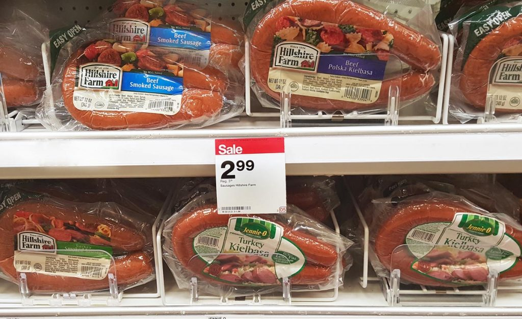 Hillshire Farm, Target, Sausage, Shrimp, Chicken, Skillet Paella Recipe