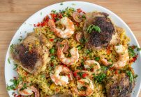 Quick and Easy Skillet Paella Recipe