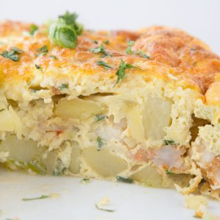 Shrimp Tortilla Española Recipe – A World of Flavor!